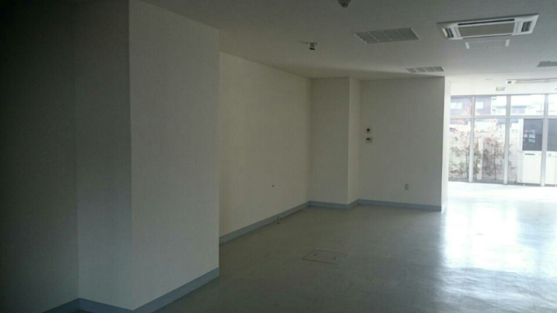 内装工事前の写真2